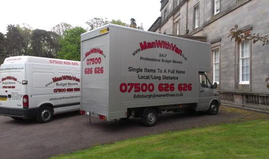Man with Van Removal Vans