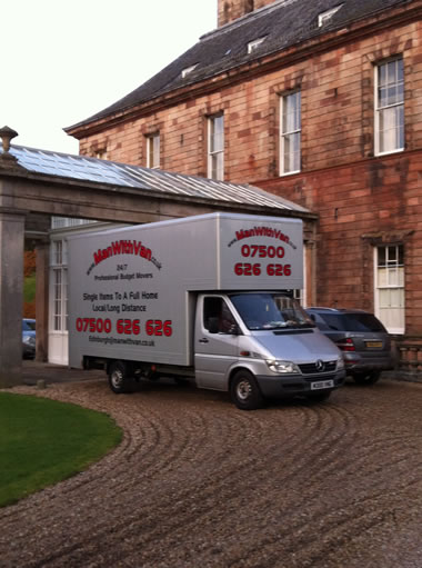 Throughout Edinburgh,The Lothians and Fife