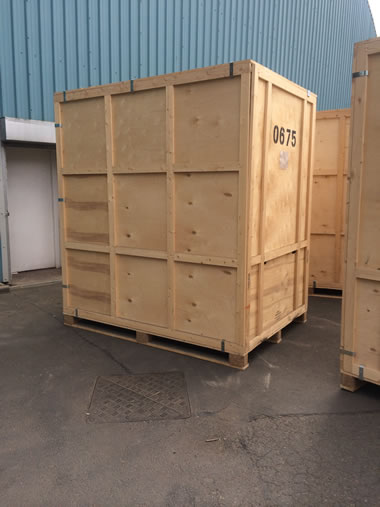 Safe and Secure Storage Facillities Available
